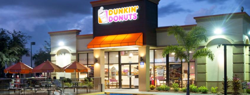 Dunkin Donuts Closes In Orlando Florida Sig