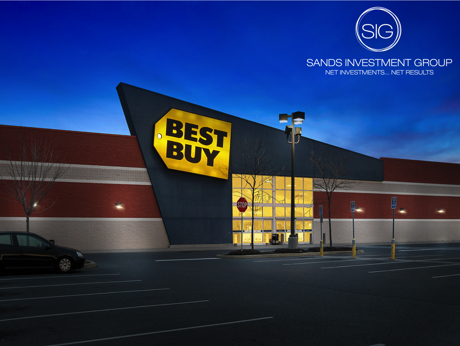 Best Buy with Logo