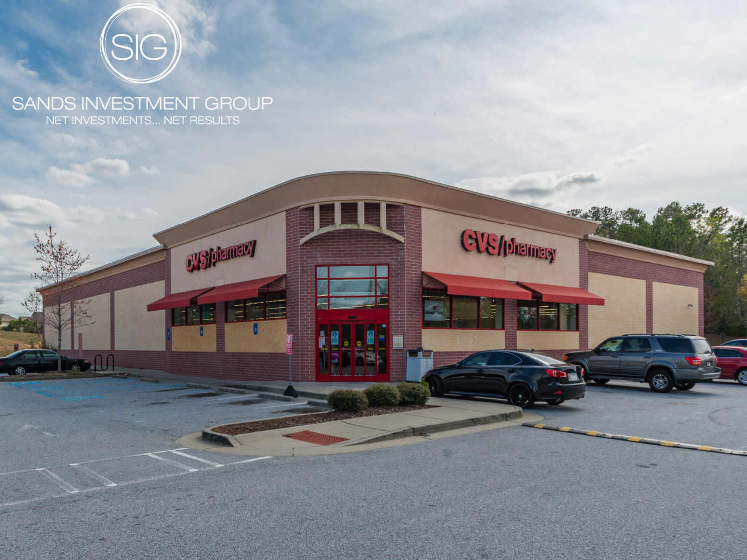 CVS - Lawrenceville with logo